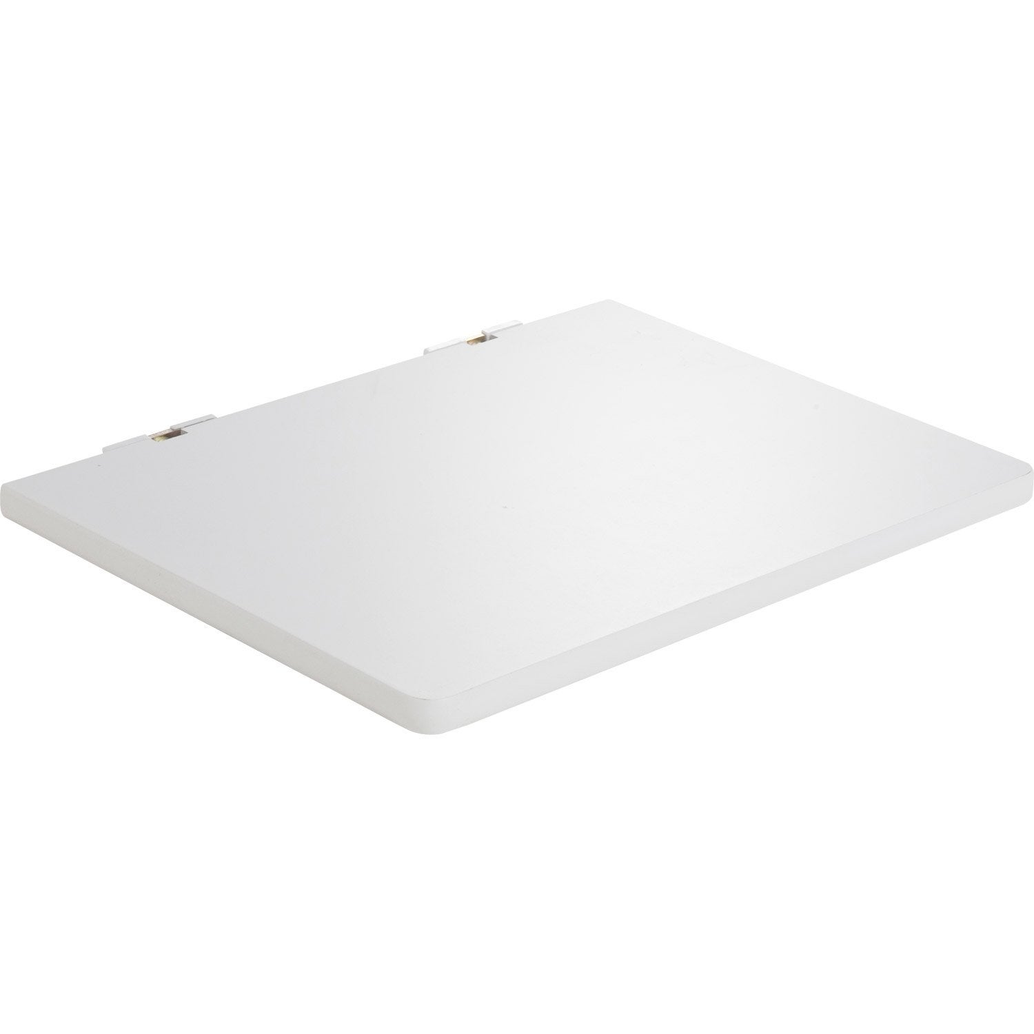 Etag re pour micro onde blanc l 50 x p 40 cm mm - Table rabattable leroy merlin ...