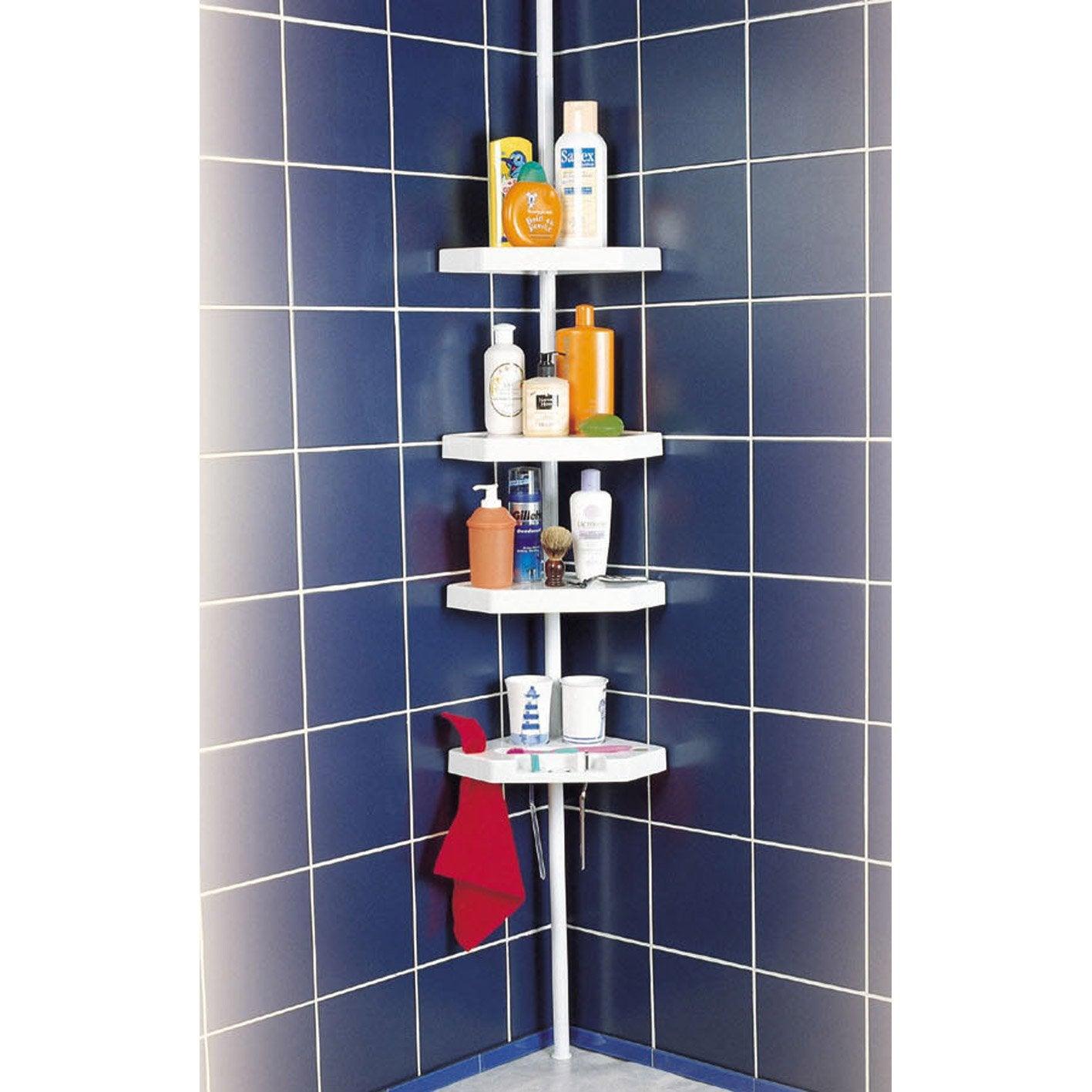 Comment monter etagere d angle salle de bain gifi salle - Baignoires douches leroy merlin ...