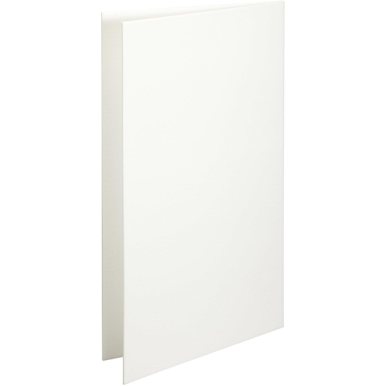 carton de 10 plaques isolantes depron 10m paisseur 6mm leroy merlin. Black Bedroom Furniture Sets. Home Design Ideas