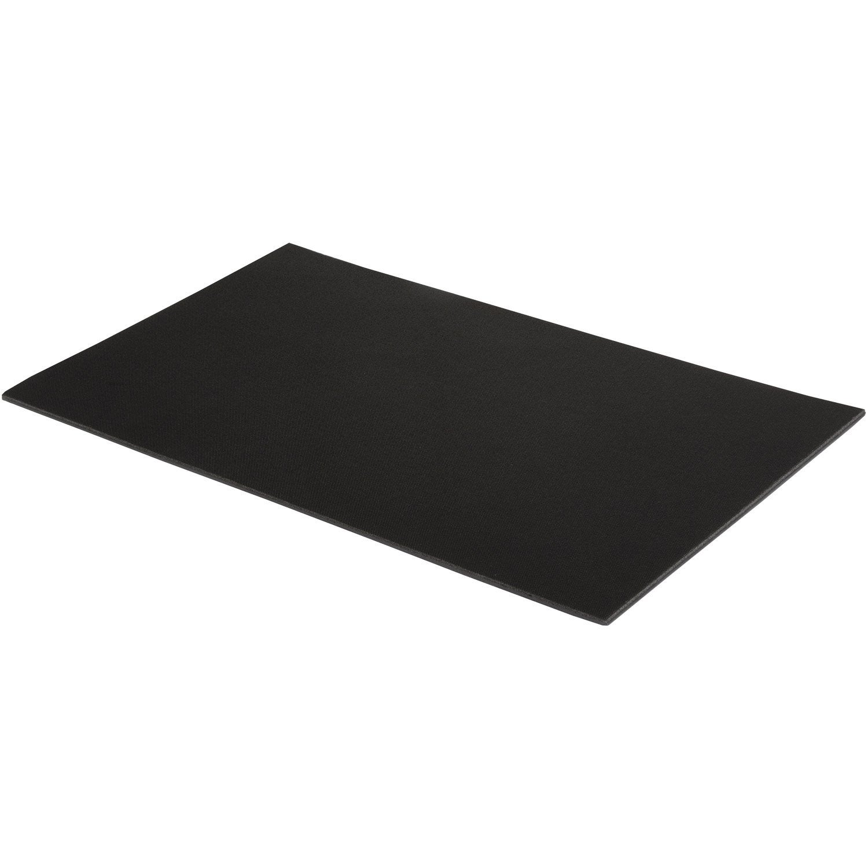 plaque volet roulant plasto x x ep 6 mm 4 plaques leroy merlin. Black Bedroom Furniture Sets. Home Design Ideas