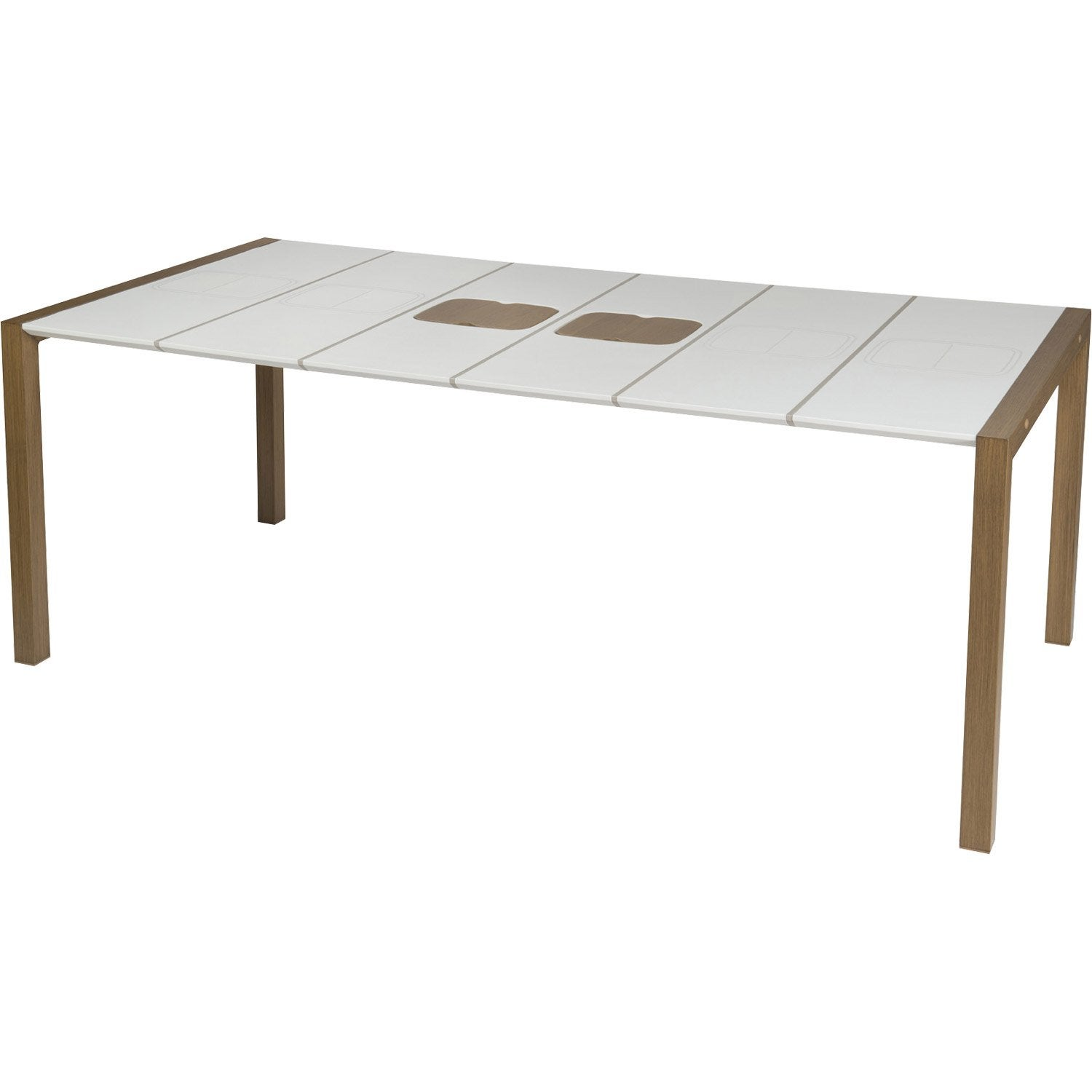 Table de jardin brico depot table bois table de jardin en for Bricodepot mesa jardin