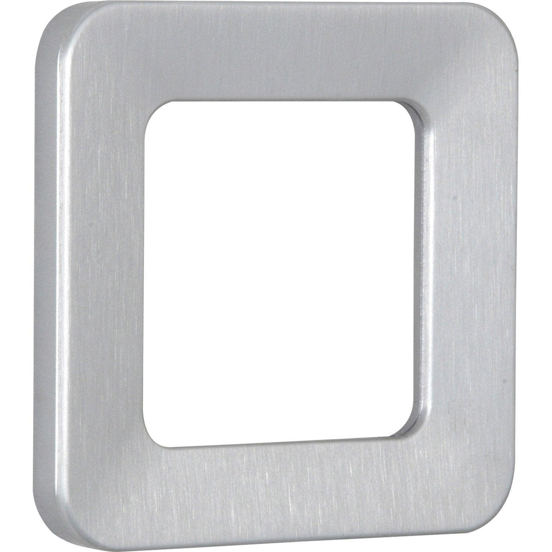 plaque simple lexman city m tal satin leroy merlin. Black Bedroom Furniture Sets. Home Design Ideas