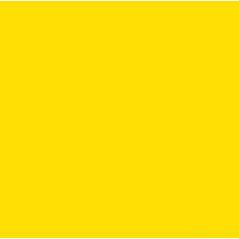 Rev tement adh sif uni laqu jaune 2 m x m leroy for Carrelage jaune