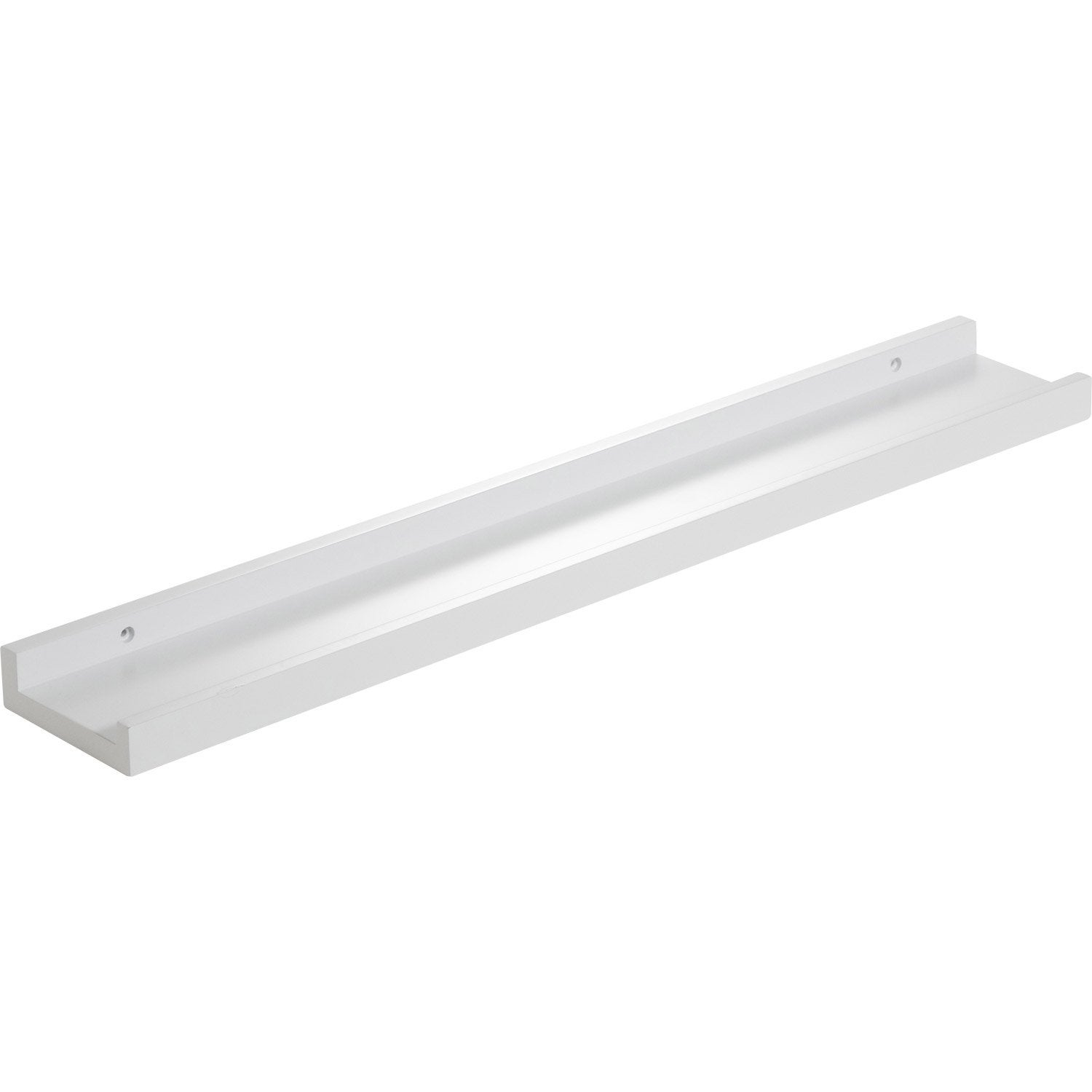 Etag re pour cadre photo blanc l 60 x p 9 cm mm for Cadre photo mural ikea
