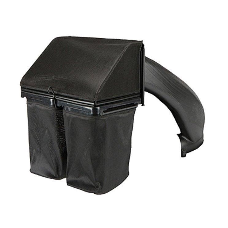 double bac pour autoport e mtd plastique 115 l leroy merlin. Black Bedroom Furniture Sets. Home Design Ideas