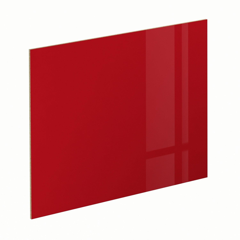 cr dence stratifi rouge 3 bleu baltique 3 brillant cm x cm leroy merlin. Black Bedroom Furniture Sets. Home Design Ideas