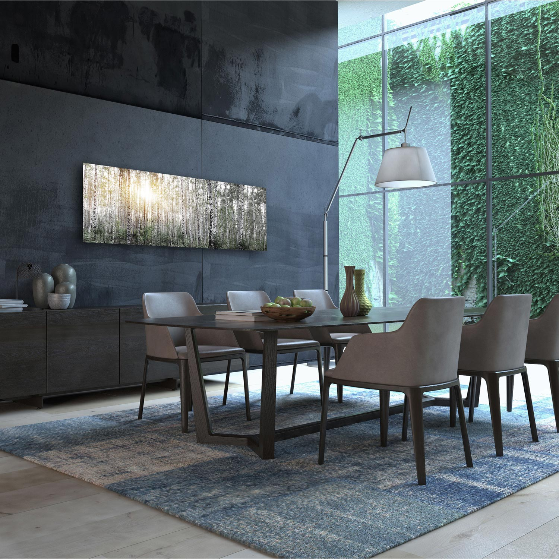 radiateur lectrique rayonnement decowatt foret 500 w leroy merlin. Black Bedroom Furniture Sets. Home Design Ideas
