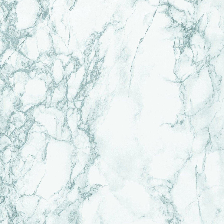 Rev tement adh sif marbre gris x 2 m leroy merlin - Leroy merlin revetement adhesif ...