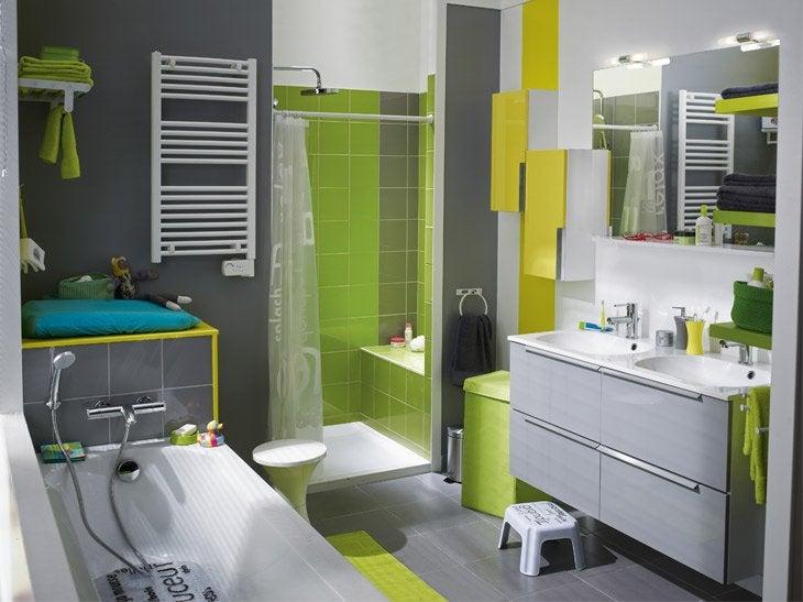 optimiser l 39 espace leroy merlin. Black Bedroom Furniture Sets. Home Design Ideas
