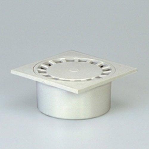 siphon de cour 150 x 150 mm leroy merlin. Black Bedroom Furniture Sets. Home Design Ideas