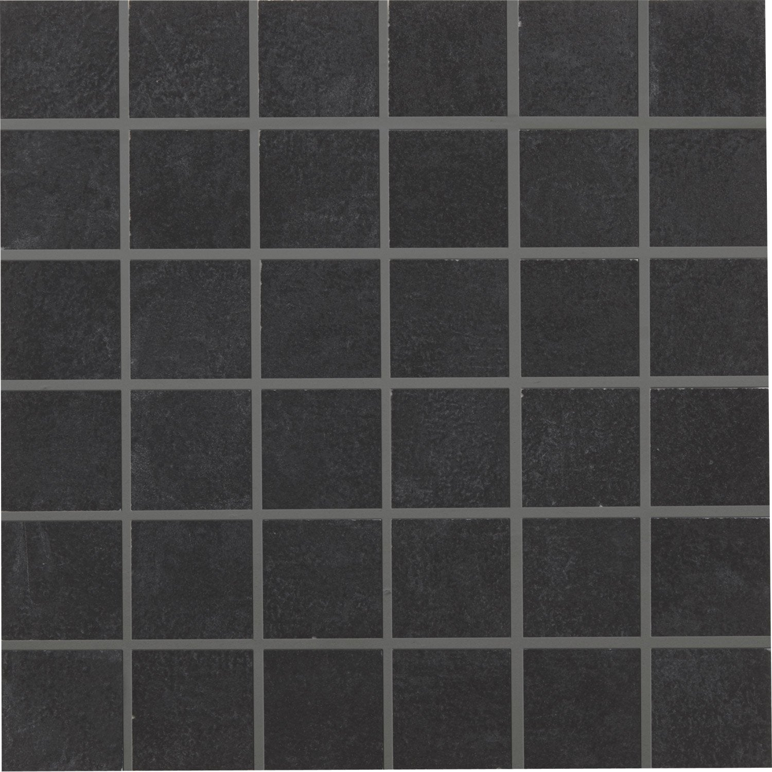 Carrelage 5x5 noir for Carrelage noir mat