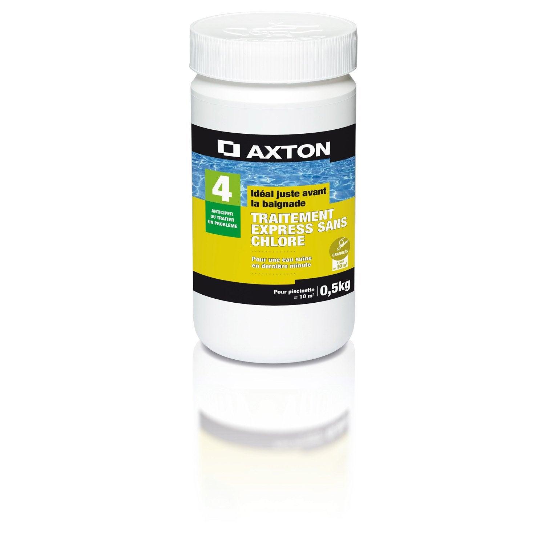 Oxygene actif fabulous duoxygne actif ovy dose with for Dosage oxygene actif piscine