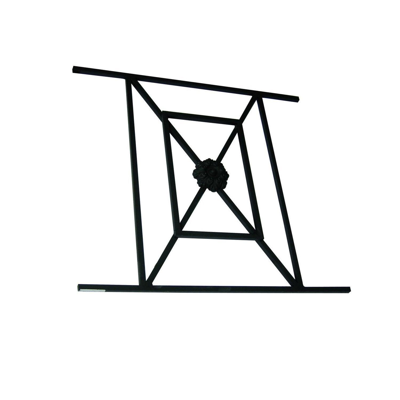 Grille de d fense pour fen tre s rie zephyr haut 50 x for Fenetre pvc 50 x 60