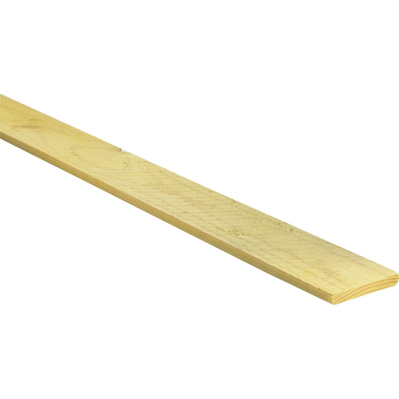 Planche Sapin (épicéa) 27x200 Mm 3 M Chx3