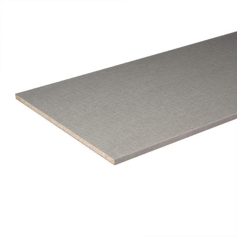 Tablette stratifi tissu d cor style x cm p 1 8 cm leroy merlin - Bassins om leroy merlin te zetten ...
