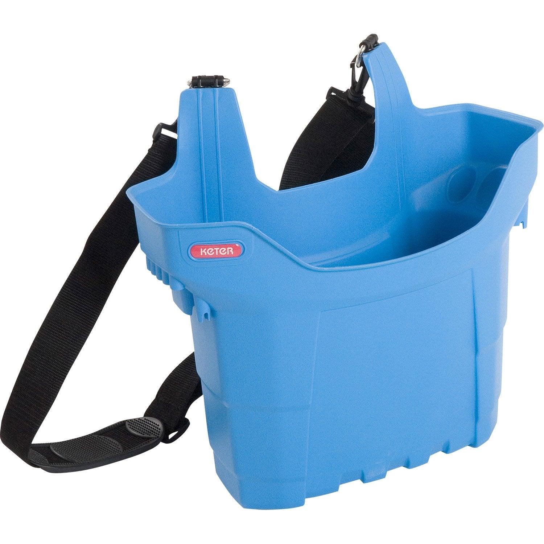 Panier porte outils flexible keter leroy merlin for Outil 3d leroy merlin