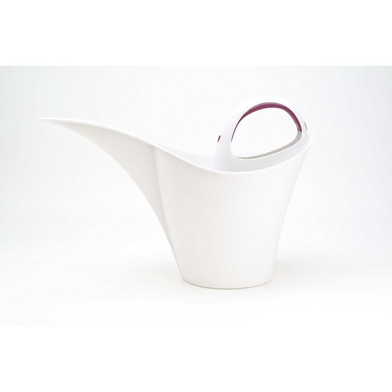 arrosoir keira 5l blanc leroy merlin. Black Bedroom Furniture Sets. Home Design Ideas