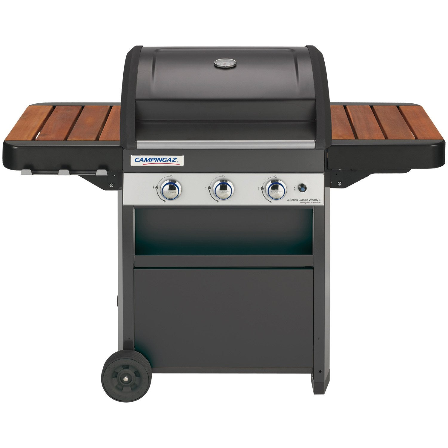 Barbecue au gaz campingaz 3 series classic leroy merlin for Barbecue a gaz leroy merlin
