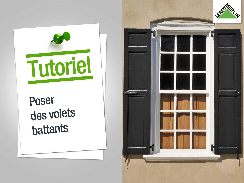 Volet pvc pas cher gallery of fenetre pvc double vitrage - Volet battant pvc pas cher ...