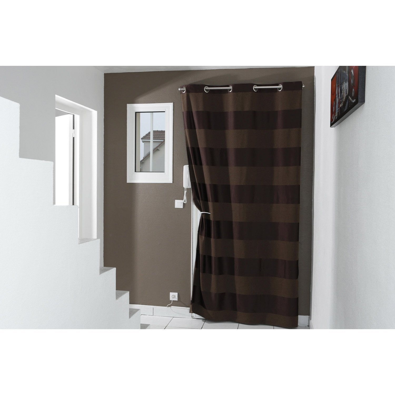 kit de tringle rideau m tal ib leroy merlin. Black Bedroom Furniture Sets. Home Design Ideas