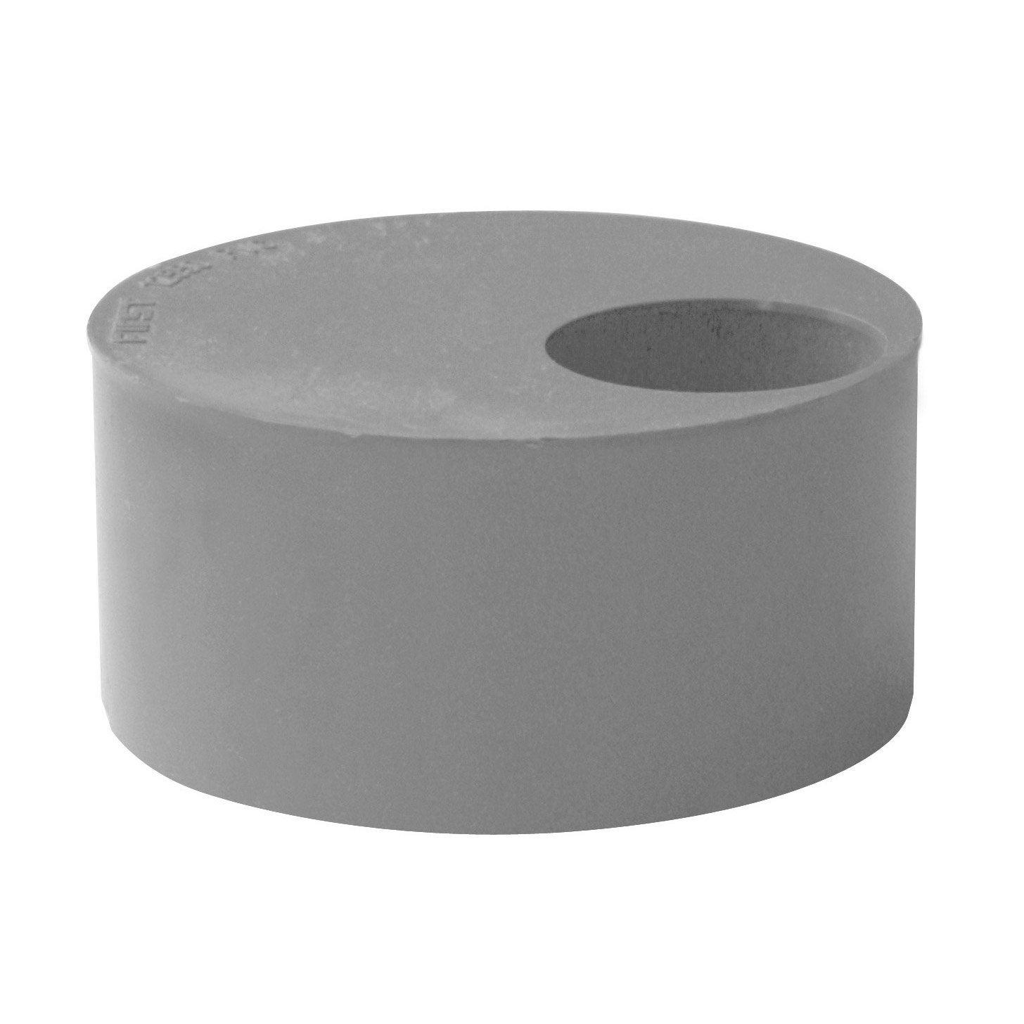 tampon de r duction en pvc diam tre 80 40mm leroy merlin. Black Bedroom Furniture Sets. Home Design Ideas