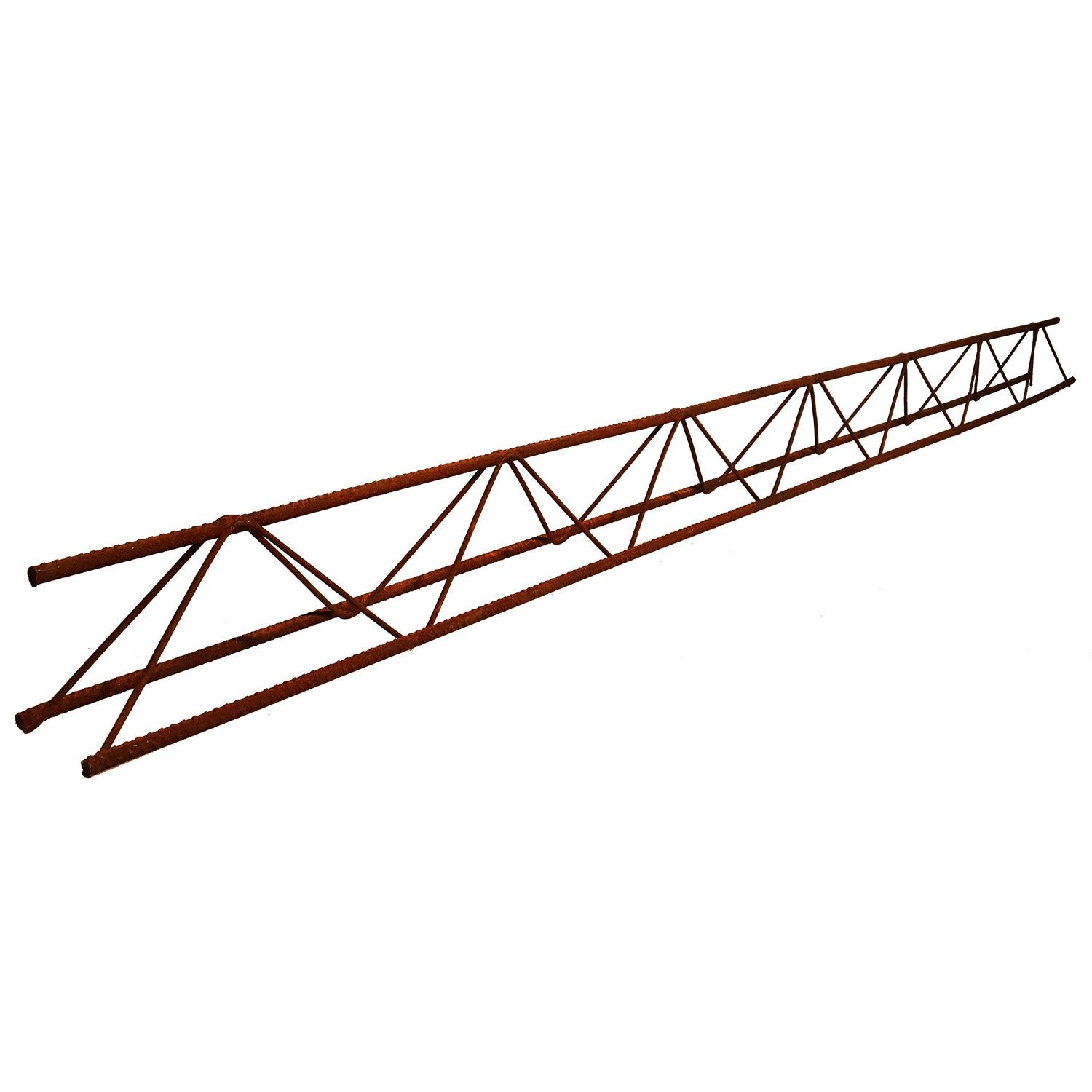Cha nage triangulaire ouvert diam 8 mm l 6 m leroy merlin - Leroy merlin fer a beton ...