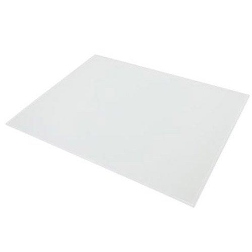 Fond de hotte verre blanc mat d lice cm x cm - Fond de hotte en verre ...
