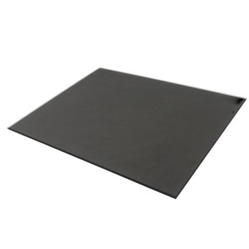 fond de hotte verre noir mat d lice cm x cm leroy merlin. Black Bedroom Furniture Sets. Home Design Ideas