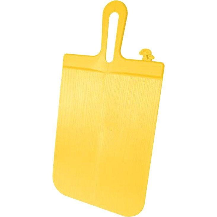 planche d couper pliable en plastique jaune anis n 4. Black Bedroom Furniture Sets. Home Design Ideas
