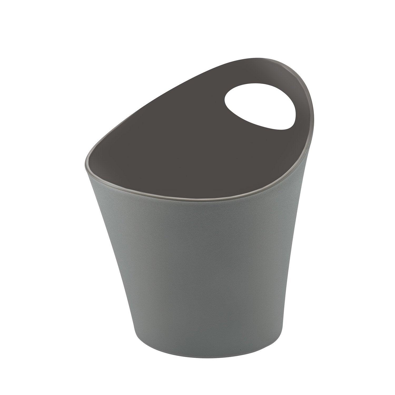 pot range couverts plastique gris gris n 1 leroy merlin. Black Bedroom Furniture Sets. Home Design Ideas
