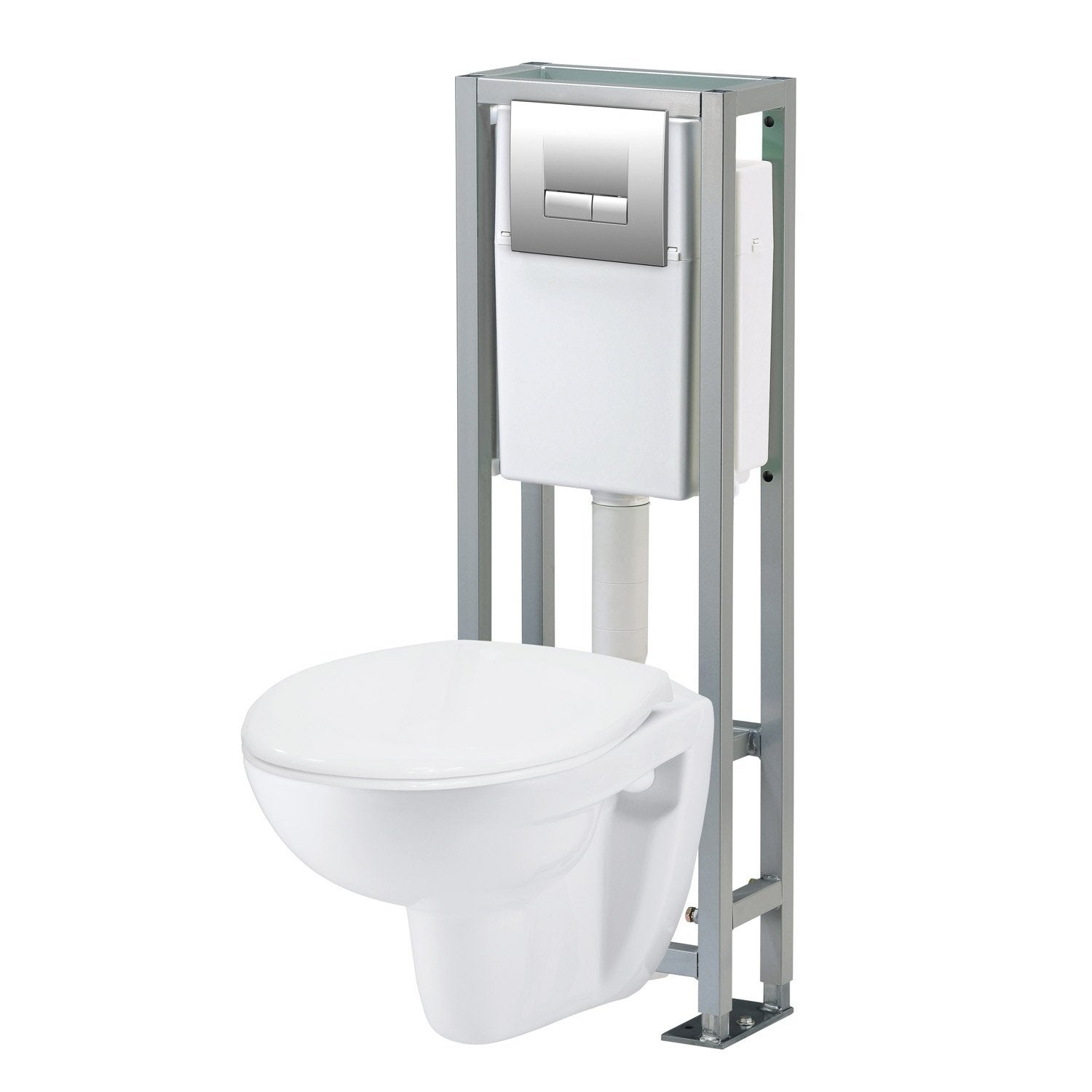 Bati wc suspendu pas cher - Pack toilette suspendu ...