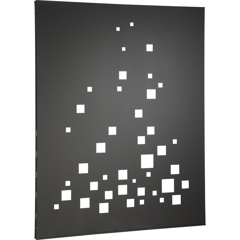 plaque de protection murale evanesence gris cm leroy merlin. Black Bedroom Furniture Sets. Home Design Ideas