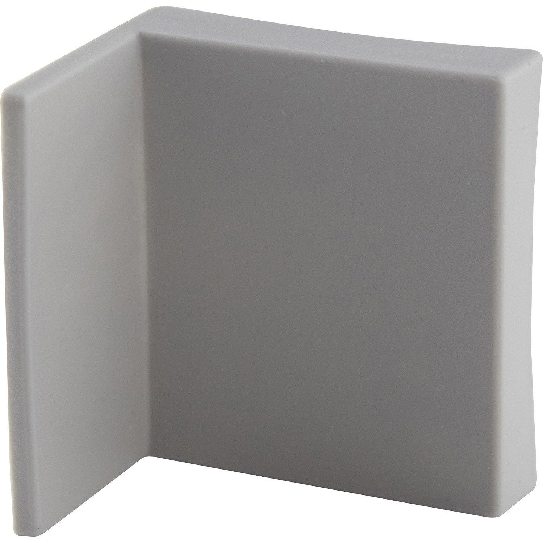 kit 2 querre pour fixation murale multikaz leroy merlin. Black Bedroom Furniture Sets. Home Design Ideas