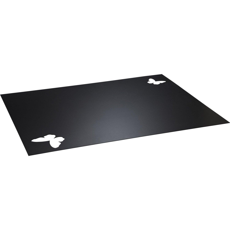 plaque de protection sol equation papillon x. Black Bedroom Furniture Sets. Home Design Ideas