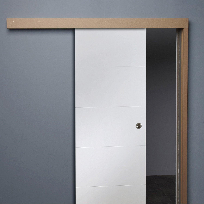 Porte coulissante en verre castorama fabulous porte a - Castorama porte coulissante verre ...
