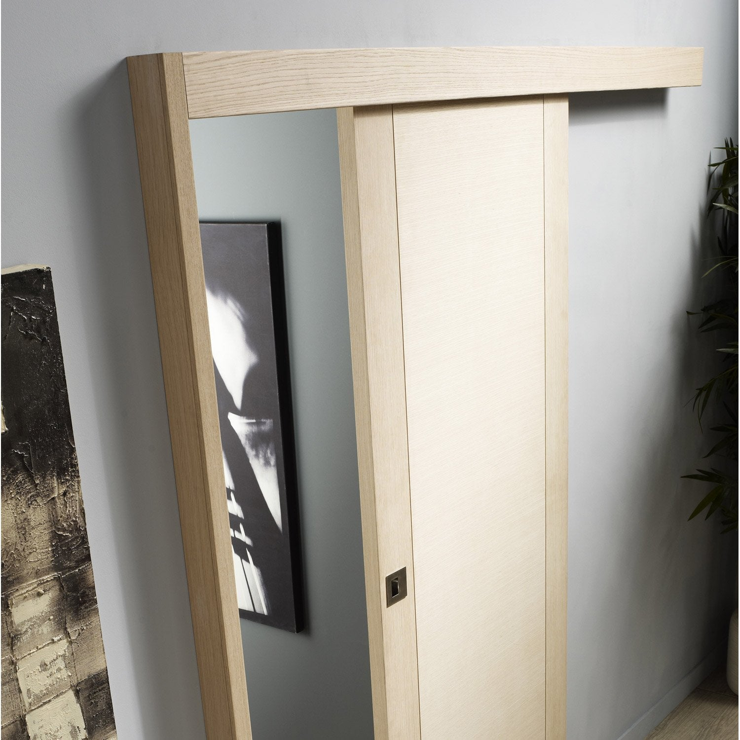 jazz artens, pour porte de largeur 93 cm maximum  leroy merlin