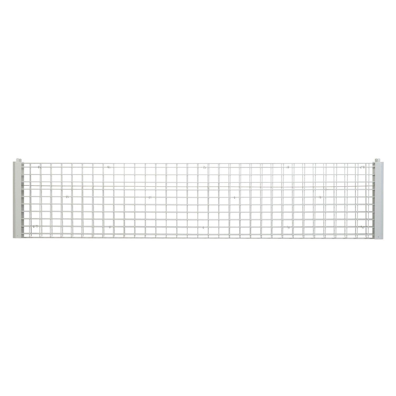 gabion gris clair h 0 4 x l m leroy merlin. Black Bedroom Furniture Sets. Home Design Ideas