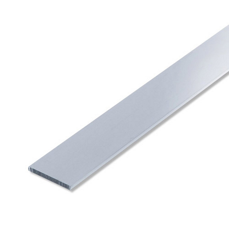 plat aluminium anodis l 2 m x l 2 cm leroy merlin