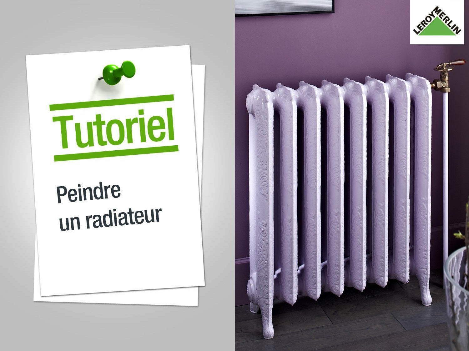 peinture radiateur electrique affordable fabrication europenne with peinture radiateur. Black Bedroom Furniture Sets. Home Design Ideas