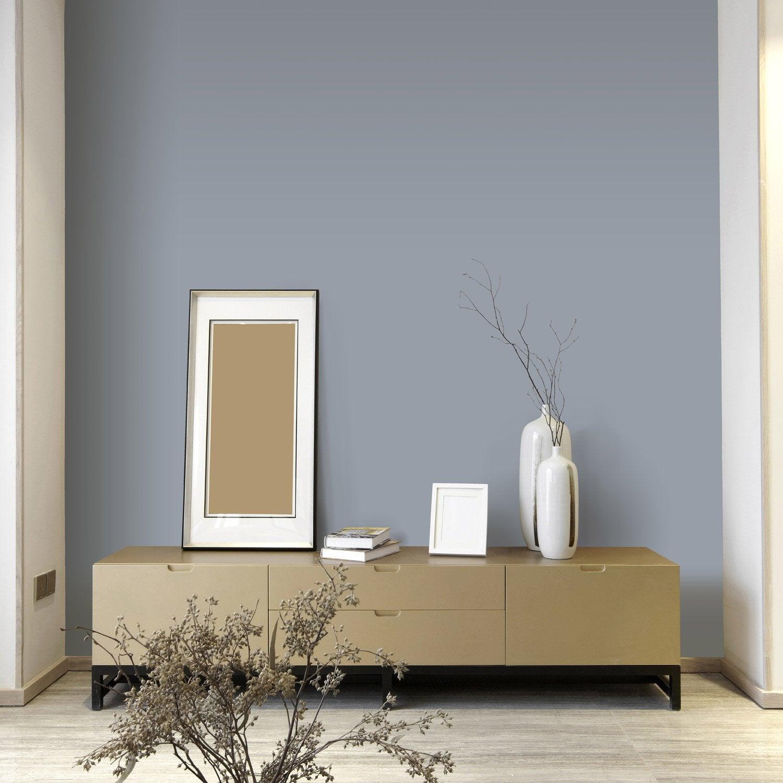 papier peint intiss paillette gris leroy merlin. Black Bedroom Furniture Sets. Home Design Ideas