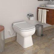 WC à poser avec broyeur intégré Turbo design