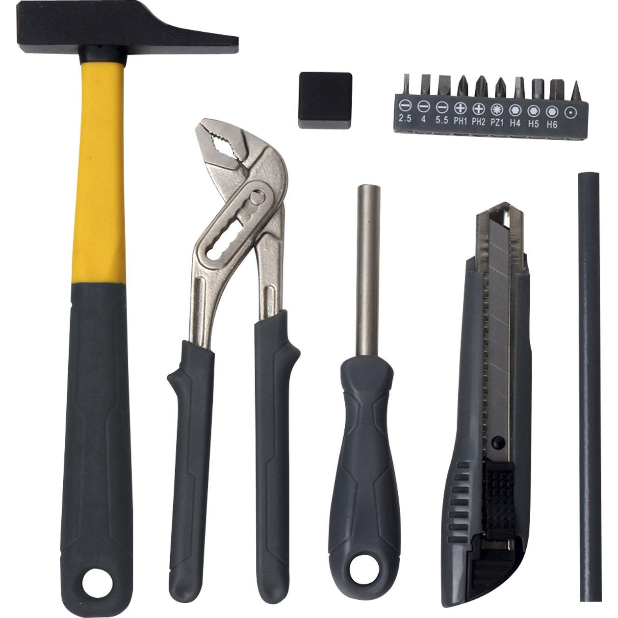 Bo te outils starter 16 pi ces leroy merlin - Liste outils bricolage ...