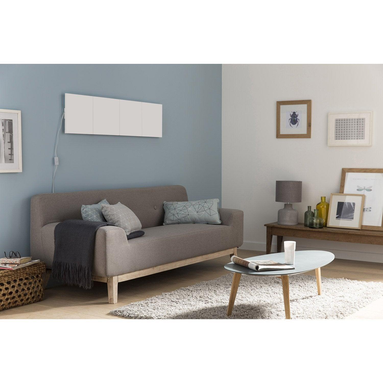 extension panneau led d coratif int gr e puzzle 1 x 9 w papier blanc inspire leroy merlin. Black Bedroom Furniture Sets. Home Design Ideas