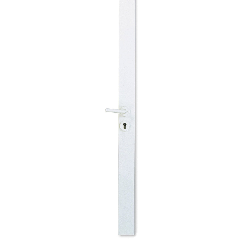 serrure 3 points appliquer vachette axe 53mm poign e droite gauche leroy merlin. Black Bedroom Furniture Sets. Home Design Ideas