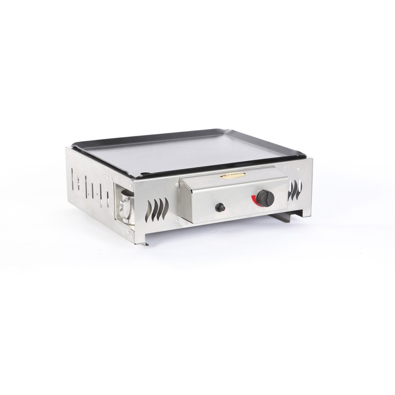 Plancha le marquier inox table roulante inox ferm pour plancha forge adour with plancha le - Leroy merlin plancha ...