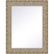 Miroir Orné, argent, l.50 x H.70 cm