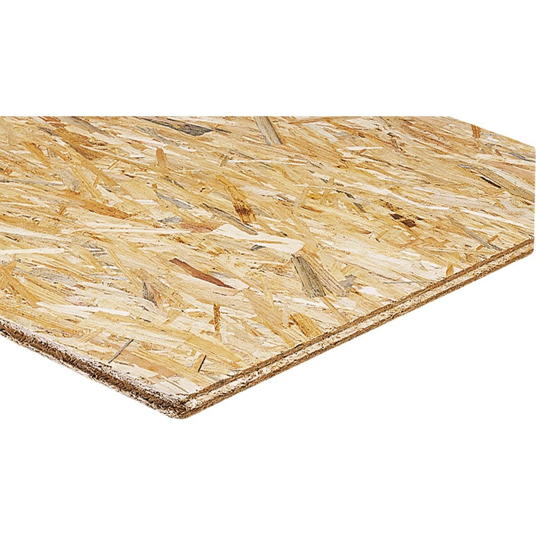Dalle osb l250 x epais 18mm leroy merlin for Plancher exterieur
