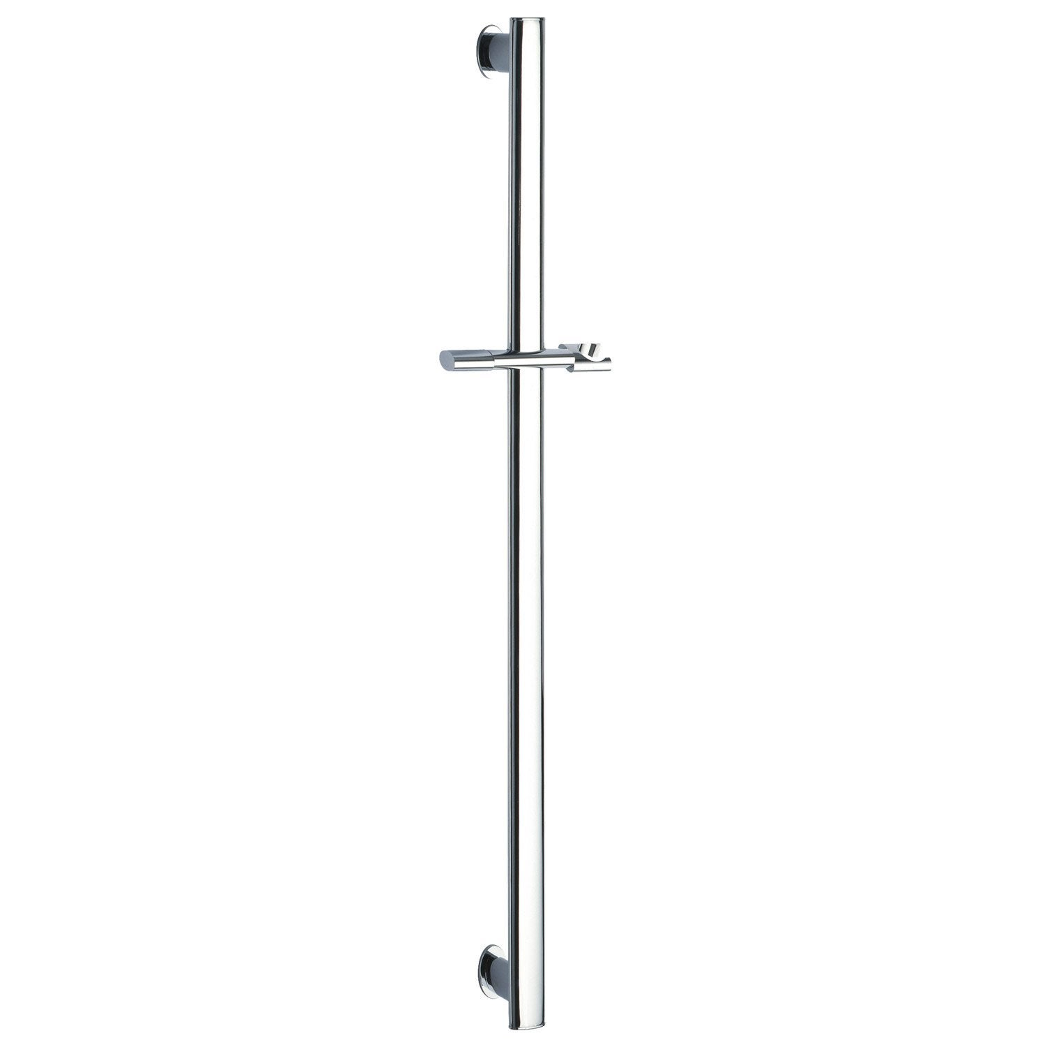 Barre de douche chrome eggy leroy merlin - Barre de douche leroy merlin ...