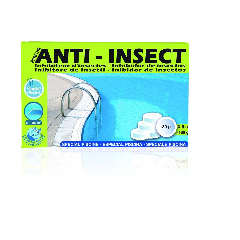 anti insectes piscine gre pastille 0 5 kg leroy merlin. Black Bedroom Furniture Sets. Home Design Ideas