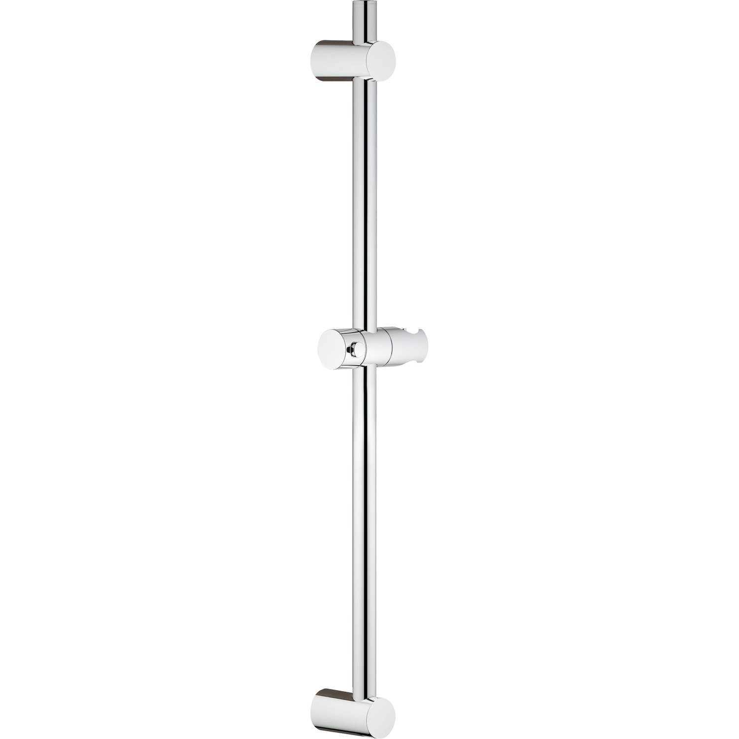 Barre de douche chrome grohe vitalio start leroy merlin - Demonter barre de douche ...